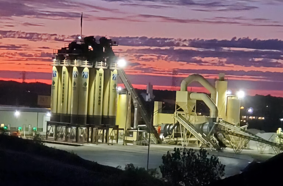 Plant operators should have their new MINDS asphalt plant controls installed in a controlled environment designed for occupancy.